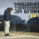 Мишаня Тури Рури feat Кентовской - По городу