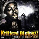 Kritical Distrezz - Bulletz N My Gun