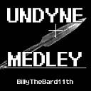 BillyTheBard11th - Undyne Medley Undyne Spear of Justice From Undertale