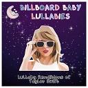 Billboard Baby Lullabies - Red