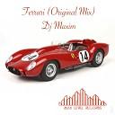 DJ Maxim - Ferrari