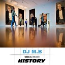 DJ M B - Message For the Next Millenium