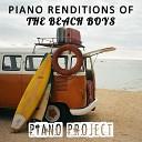 Piano Project - California Girls