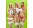 Мобильные Блондинки - Плюшевый мишка