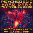 Ion Vader - End Psychedelic Hard Dark Psy Trance 2020 Vol 4 DJ Mixed
