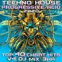 GEO - Geoge Techno House Progressive Acid 2020 Vol 4 Dj Mixed