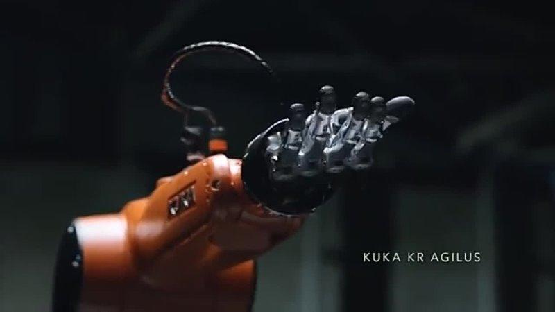 The Revenge Timo Boll vs KUKA