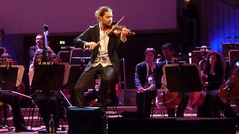 David Garrett Berlin 22 April 2013 J S Bach Andante