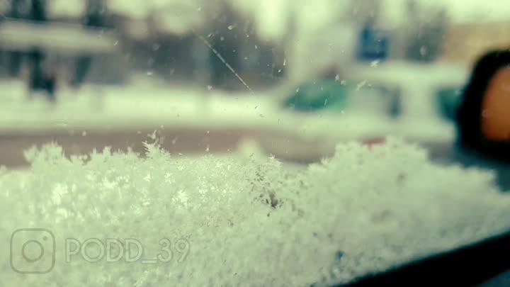 СЕГОДНЯ И ЗАВТРА БУДЕТ СИЛЬНЫЙ СНЕГ 🌨☃️❄⠀Берегите себя и будьте внимательны за рулём! 🤨☝⠀#внимание #снег #гололёд #Калинингр