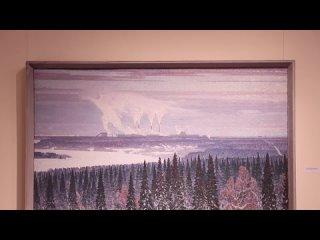 Экскурсия по выставке Снежные горизонты