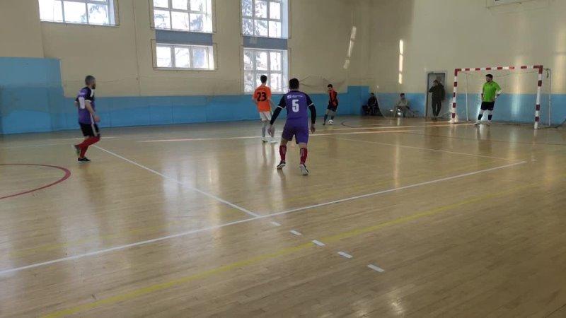 Мини футбол Высшая лига Штурм Боевое Братство