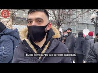 Anews небольшое интервью с Сайд-Мухамадом Джумаевым