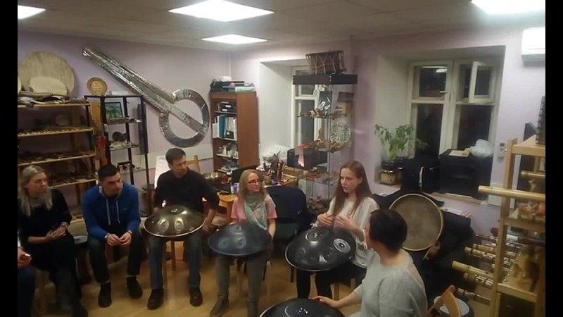 День рождения школы барабанов Дарбакеш