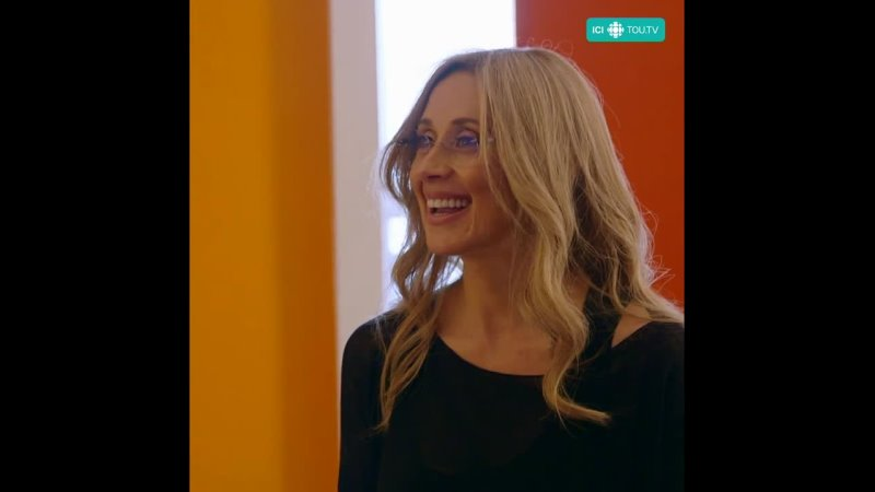 Lorianne a suivi un cours de chant donné par Lara Fabian