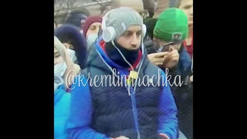 Ещё один участник акций 23 января Станислав Ахмедов приговорён к двум годам колонии общего режима признан виновным в применении