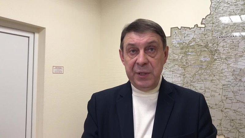 Руководитель регионального центра «ЖКХ контроль» Виктор Часовских
