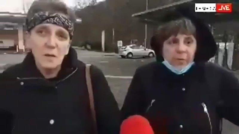 Ce 1er Janvier on a interrogé 2 Mamies Alsaciennes sur le vaccin Ce quils font dans les 360P