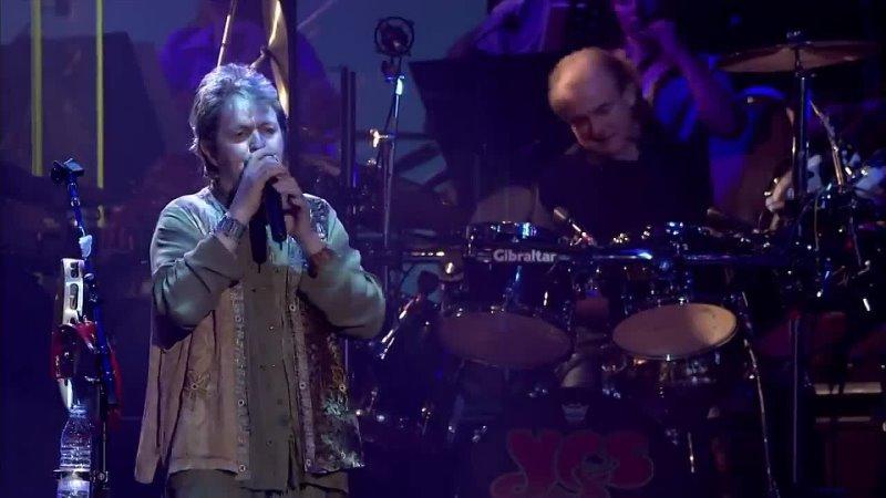 Yes The Gates Of Delirium Symphonic Tour 2001