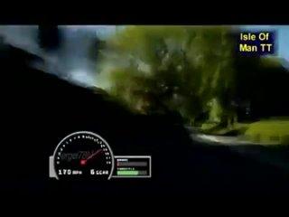 Трасса смерти, мотогонки на острове Мэн - Isle Of Man