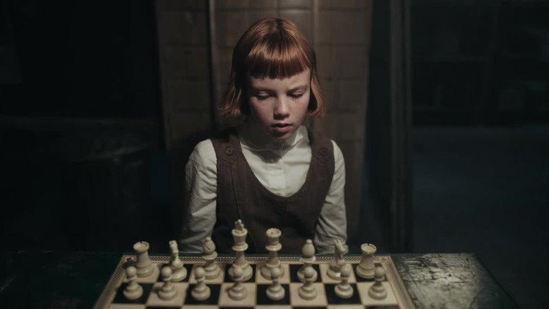 Ход королевы Ферзевый гамбит s01 e01 2020 1080p LostFilm 1 87 mkv