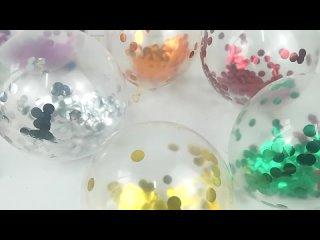 Металлические шары из фольги в форме сердца Золотая звезда