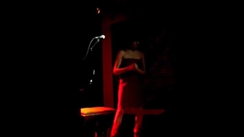 Pocket Knife, PJ Harvey, Pianos, NYC 2004 jun 06 1