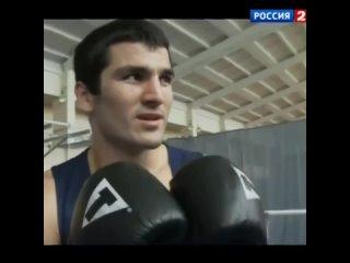 Артур Бетербиев показал одну из фишек в боксе