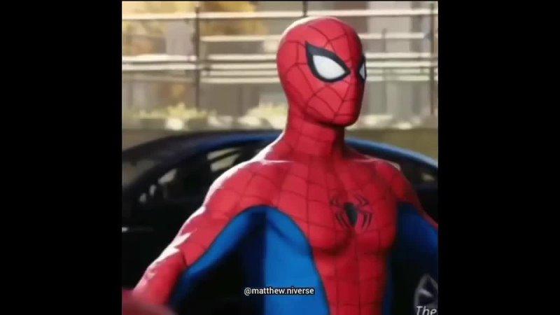 Your friendly neighborhood spiderman