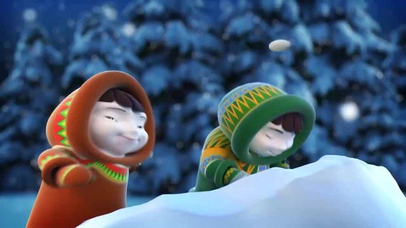 Обзор Части поздравлений Деда Мороза