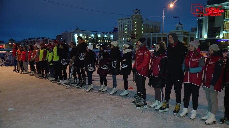 Спортивная ночь Татьяниного дня НТМ