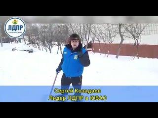 Фильма отъ Сергѣя Козадаева
