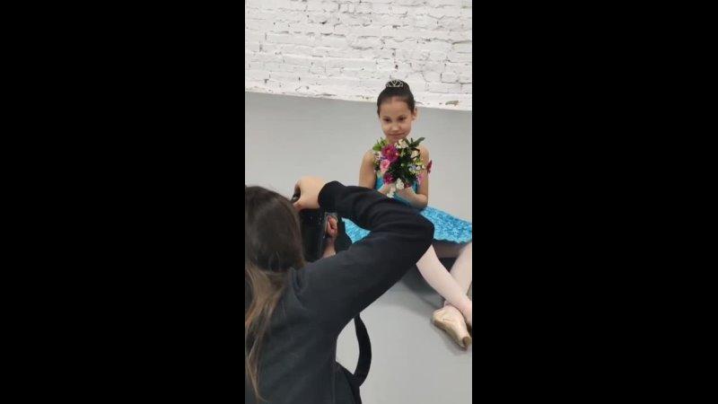 Фотопроект Маленькие Балерины