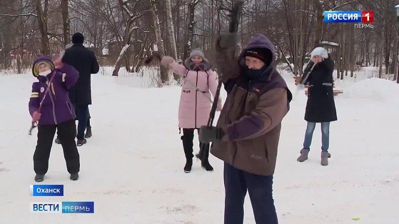 Сюжет ТК Россия о проекта Ходим вместе