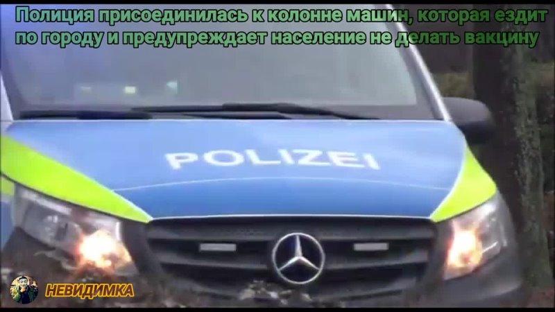 Полиция осознает что вместе выжить можно mp4