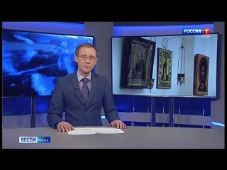 ГТРК Тула - освящение домового храма в ТулДС.mp4