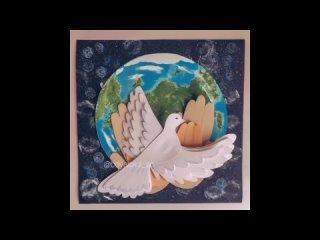 Красивая идея к Международному дню птиц и дню Земли