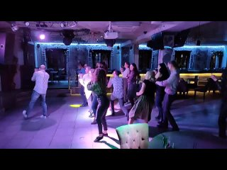 Live 1: #Bachata #Salsa #Fiesta #Latina #party  St. Petersburg #Russia  ресторан #Ревень , Грибоедова, 36