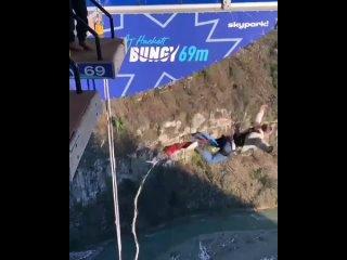 Мой прыжок (вид со стороны)