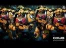 For the Imperium and 300k views Warhammer 40k GMV Стольный Градъ - Ярость