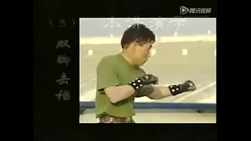 Chinese Police Martial Arts Training 2