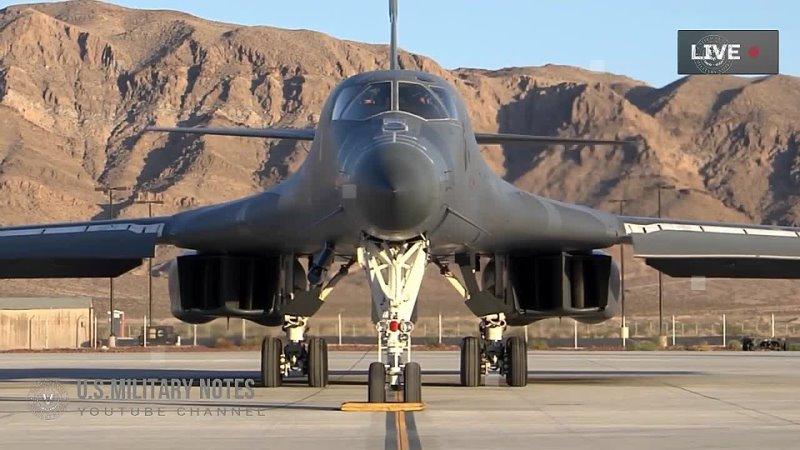 Iran PANIC US Sends B 1B Bombers with F 22 Raptor to Saudi