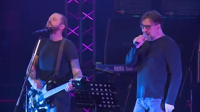 Рок группа ПилОт СЕГОДНЯШНИМ ДНЕМ LIVE Двадцатничек в Юбилейном 11 02 17