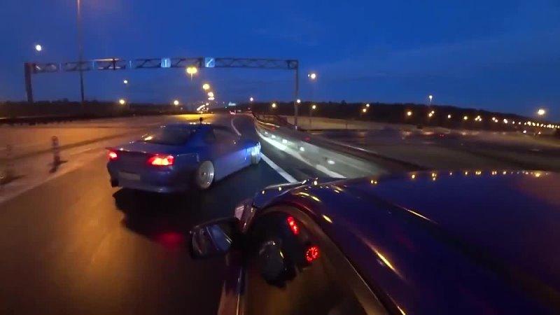 Russian Street Drift Borsh