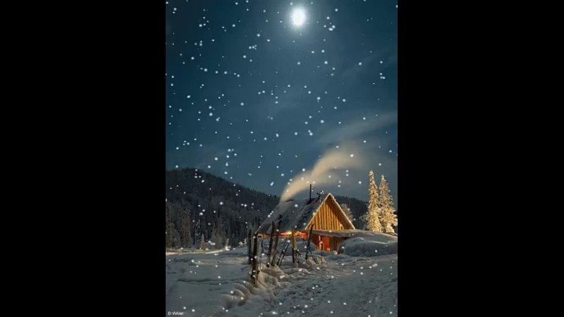 Снег как воспоминания