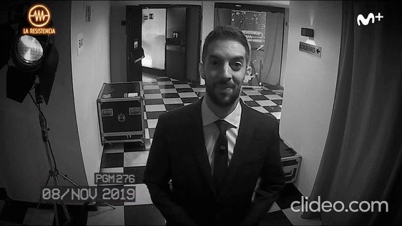 David Broncano Spanish comedian TV host mp4