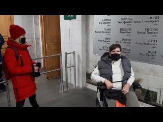 Николай Ольховский по итогам встречи