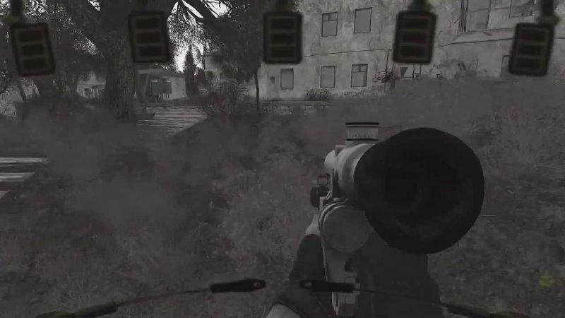 [Мануэль] Без патронов через Рыжий Лес. STALKER NLC 7 106