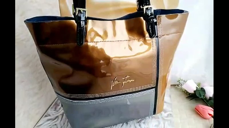 Бронзовая сумка