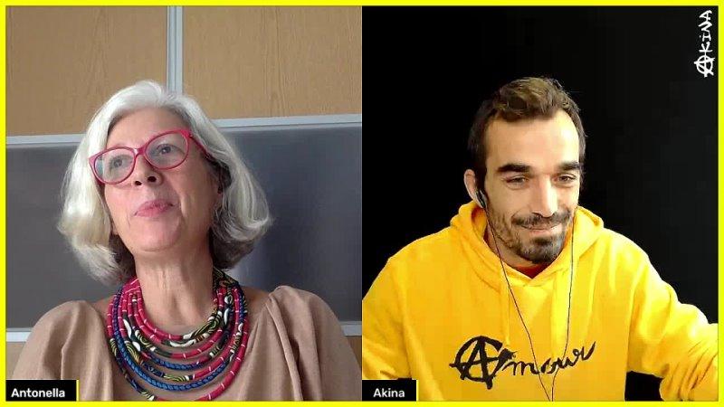 💡Penseur Hétérodoxe 4 🗣 Antonella Verdiani 🎯 Éducation joie et spiritualité 📆 05 02 2021