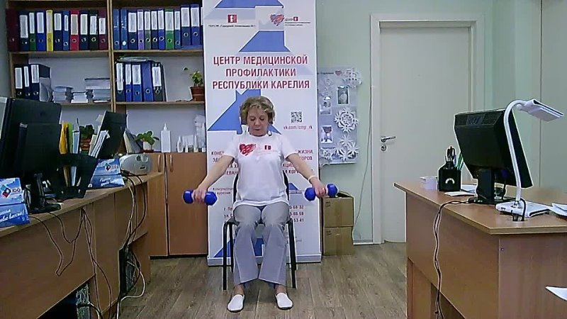 Прямой эфир занятие Ситти Данс проводит Анна Матвеевна Скотти
